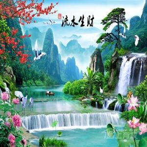 福州背景画3